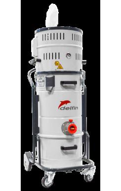 Máy hút bụi công nghiệp Delfin MTL 202 DS Z22 M